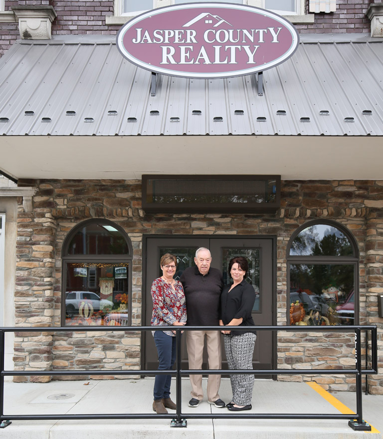 Jasper County Realty Building